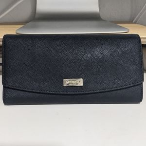 Kate Spade Laura Way Caia Wallet (Black)